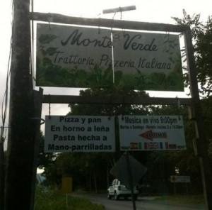 Monte Verde! We found it!