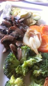 monte verde veggies
