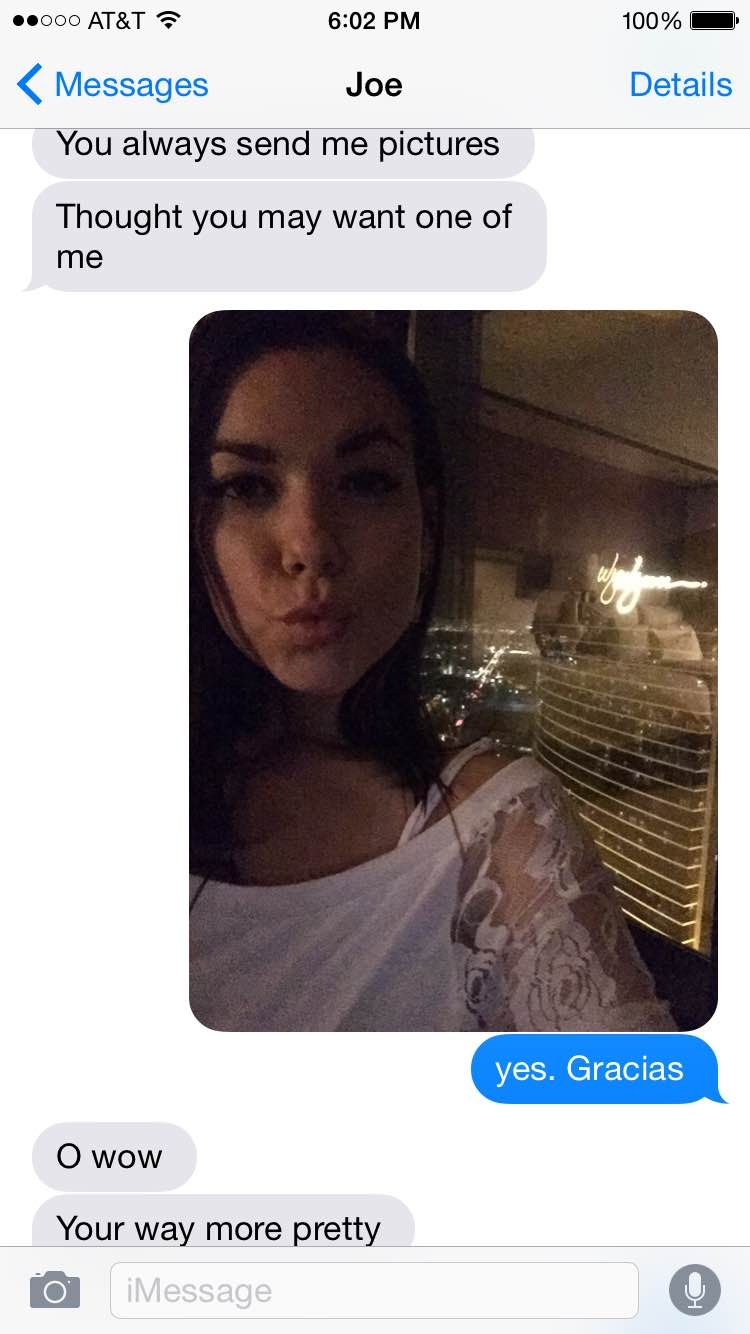 Wife sexting with How to