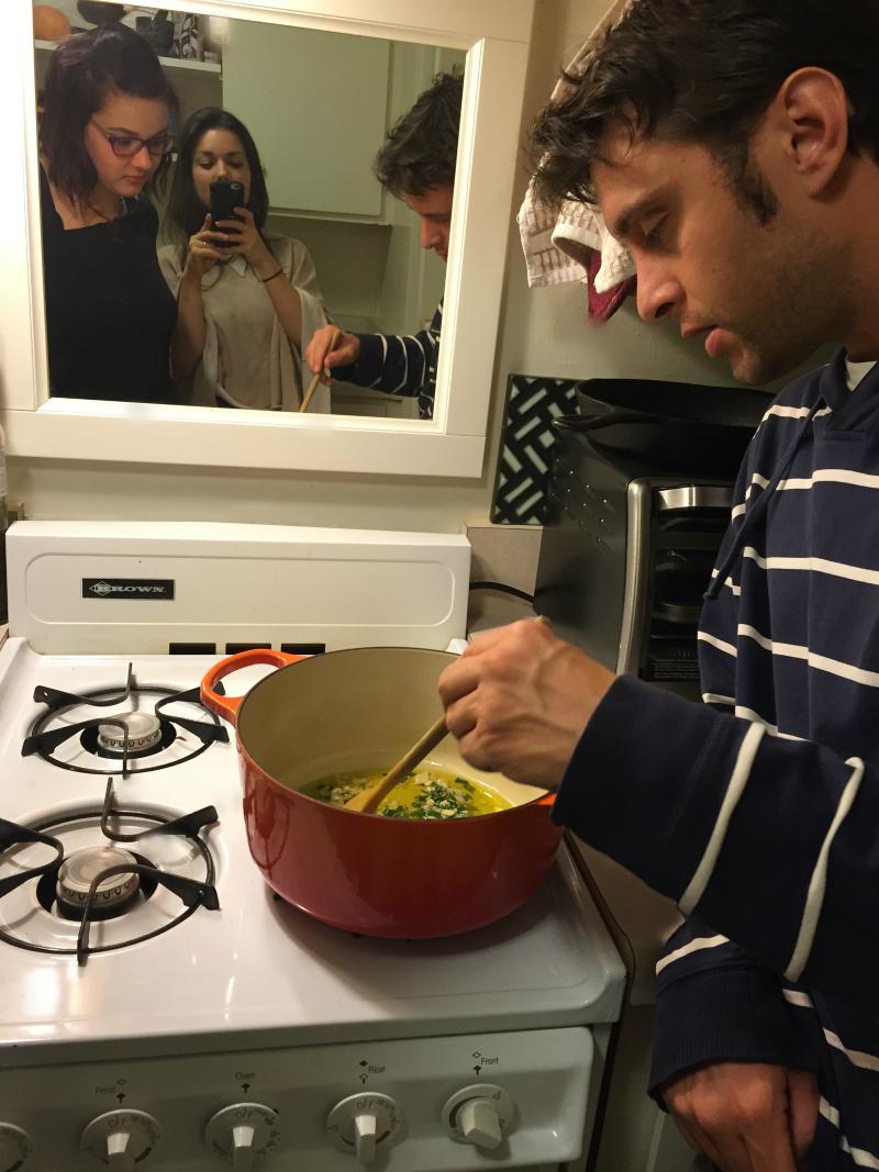 Joe's new pot