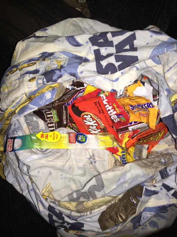 bag of shit